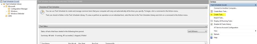 TaskCreate